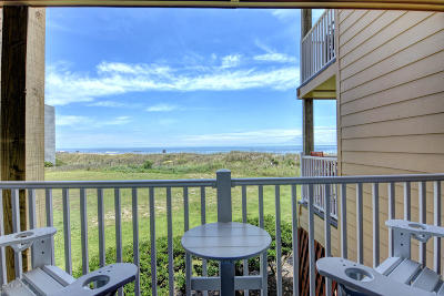 North Topsail Beach, Surf City, Topsail Beach Condo/Townhouse For Sale: 1866 New River Inlet Road #3106