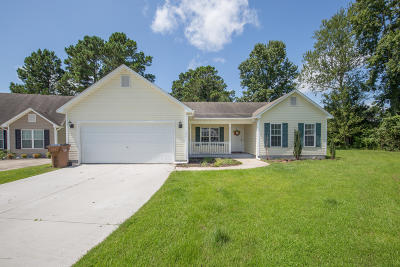 Jacksonville Single Family Home For Sale: 106 Nicolas Andrew Court
