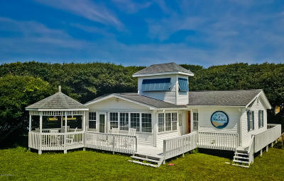 Oak Island Single Family Home Pending: 200 Ocean Drive