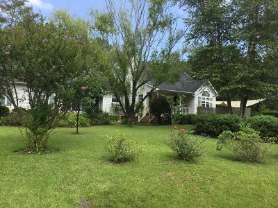 Southport Single Family Home Active Contingent: 111 Turner Road