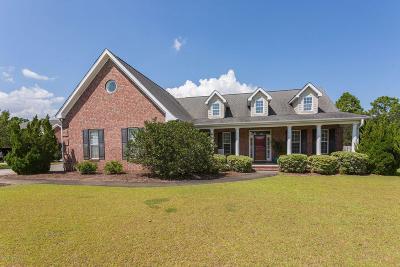 Wilmington Single Family Home For Sale: 1140 Rivage Promenade