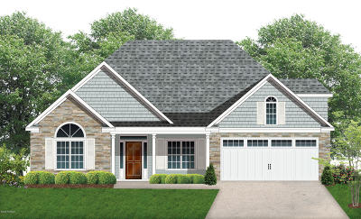 Wilmington Single Family Home For Sale: 724 Wild Dunes Circle #Lot W26