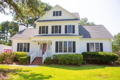 Winterville Single Family Home For Sale: 530 Tabard Road
