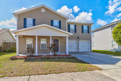 Wilmington NC Single Family Home For Sale: $199,000