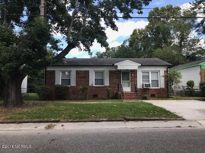 Wilmington Single Family Home For Sale: 122 N 31st Street