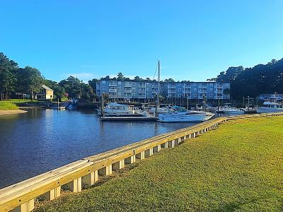 Oak Island Condo/Townhouse For Sale: 5400 E Yacht Drive #C4