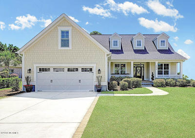 Southport Single Family Home For Sale: 3686 Wingfoot Drive