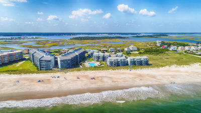 North Topsail Beach, Surf City, Topsail Beach Condo/Townhouse For Sale: 1896 New River Inlet Road #1204
