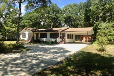 Sunset Beach Single Family Home For Sale: 217 Azalea Circle
