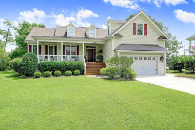 28461 Single Family Home For Sale: 4474 Wildrye Drive SE