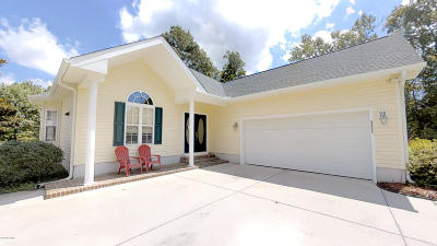 Calabash NC Single Family Home For Sale: $250,000