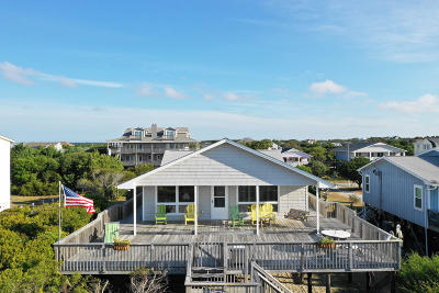 Emerald Isle Single Family Home For Sale: 11013 Inlet Drive