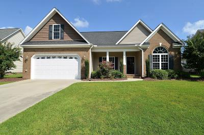 Greenville Single Family Home For Sale: 820 Mill Creek Drive