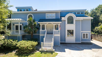 Pine Knoll Shores Single Family Home For Sale: 113 Oakleaf Drive