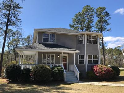 Oriental Single Family Home For Sale: 7104 Yawl Place