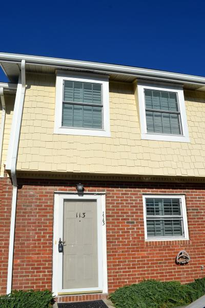 Pine Knoll Shores NC Condo/Townhouse For Sale: $225,000