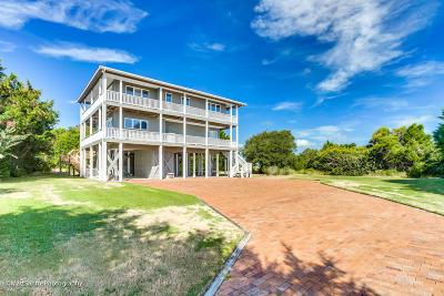 Holden Beach Single Family Home For Sale: 1326 Ocean Boulevard W