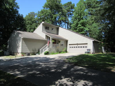 Havelock Single Family Home For Sale: 118 Deerwood Trail