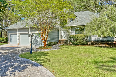 Sunset Beach Single Family Home For Sale: 968 Oyster Pointe Drive