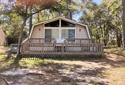 Oak Island Single Family Home For Sale: 4905 E Yacht Drive