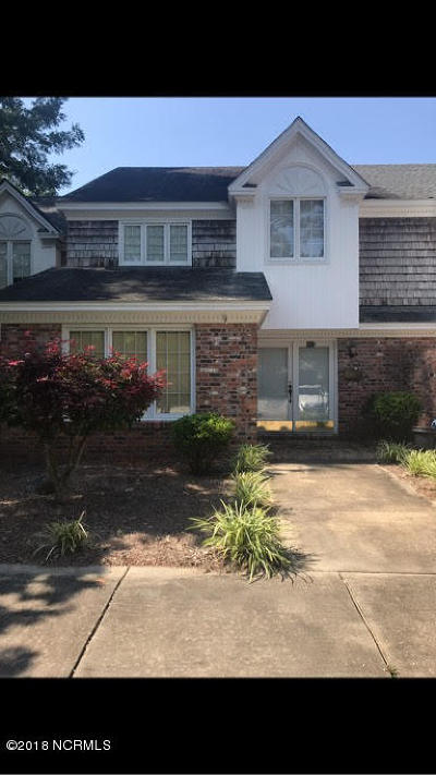 Whiteville Condo/Townhouse For Sale: 407 W College Street #B