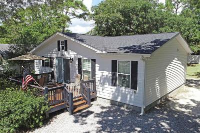 Oak Island Single Family Home For Sale: 1504 E Oak Island Drive