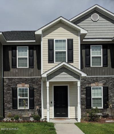 Jacksonville Condo/Townhouse For Sale: 159 Glen Cannon Drive