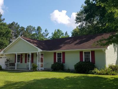 Havelock NC Single Family Home For Sale: $157,400
