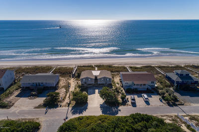 Emerald Isle Multi Family Home For Sale: 1301 Ocean Drive