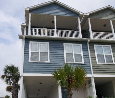 North Topsail Beach, Surf City, Topsail Beach Condo/Townhouse For Sale: 302 Vesta Court