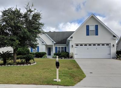 Wilmington Single Family Home For Sale: 405 Passage Gate Way