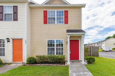 Jacksonville Condo/Townhouse For Sale: 1411 Timberlake Trail