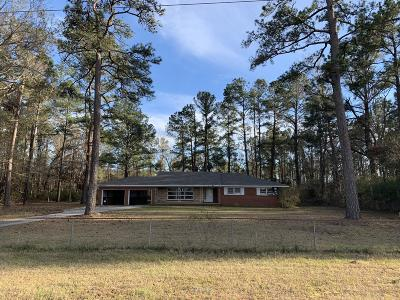 Shallotte Single Family Home For Sale: 5801 Washington Road SW