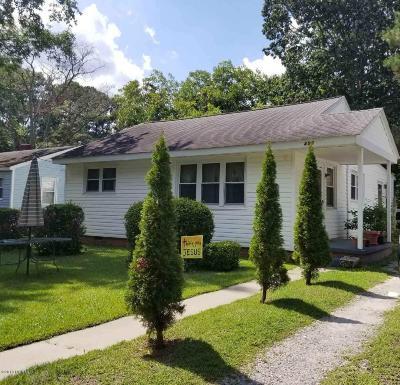 Greenville Single Family Home For Sale: 409 Arbor Street