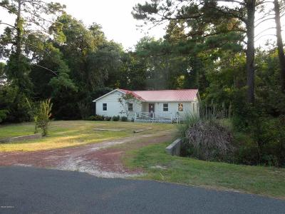 Ocean Isle Beach Single Family Home Active Contingent: 1950 Ocean View Drive SW