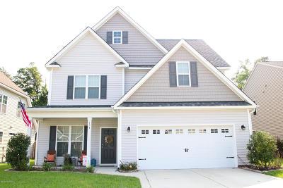 Winnabow Single Family Home For Sale: 173 N Palm Drive