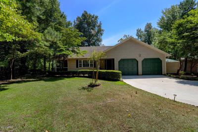 Belvedere Plantation Single Family Home For Sale: 105 Dolphin Circle
