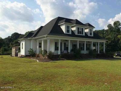 Greenville Single Family Home For Sale: 2766 Black Jack Simpson Road