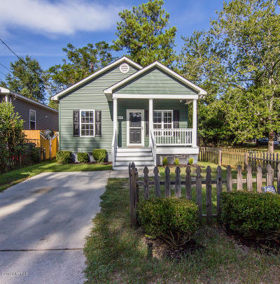 Wilmington Single Family Home For Sale: 1007 N 11th Street