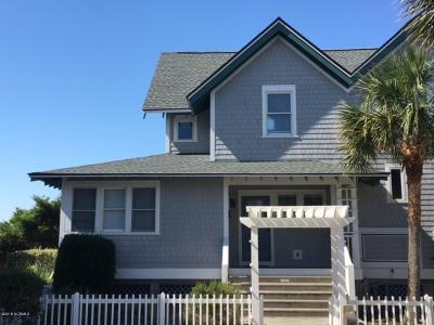 Bald Head Island Single Family Home For Sale: 845 S Bald Head Wynd #B