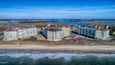 North Topsail Beach, Surf City, Topsail Beach Condo/Townhouse For Sale: 2000 New River Inlet Road #1414