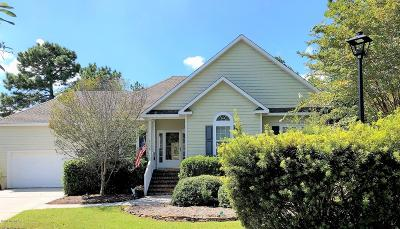 Southport Single Family Home For Sale: 4138 Churchill Circle SE