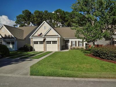 Sunset Beach Single Family Home For Sale: 173 Bellwood Circle