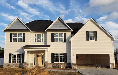 Winterville Single Family Home For Sale: 2867 Verbena Way