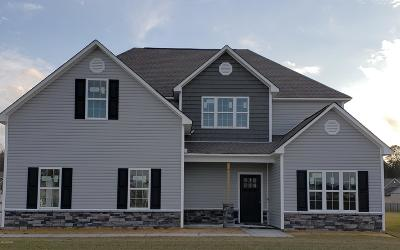 Winterville Single Family Home For Sale: 2882 Verbena Way