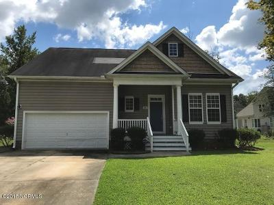 Winterville Single Family Home For Sale: 2884 Little Gem Circle