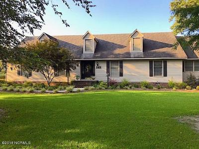 Beulaville Single Family Home For Sale: 354 Jackson Store Road