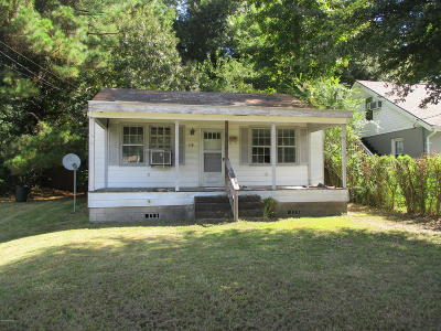 Onslow County Single Family Home Active Contingent: 138 Elizabeth Street