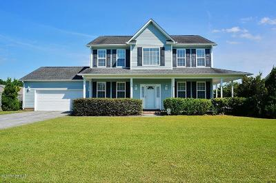 Onslow County Single Family Home For Sale: 101 Corolla Court