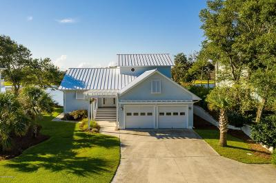 Emerald Isle NC Single Family Home For Sale: $685,000